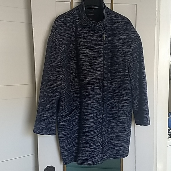 Banana Republic Jackets & Blazers - Coat navy, lined